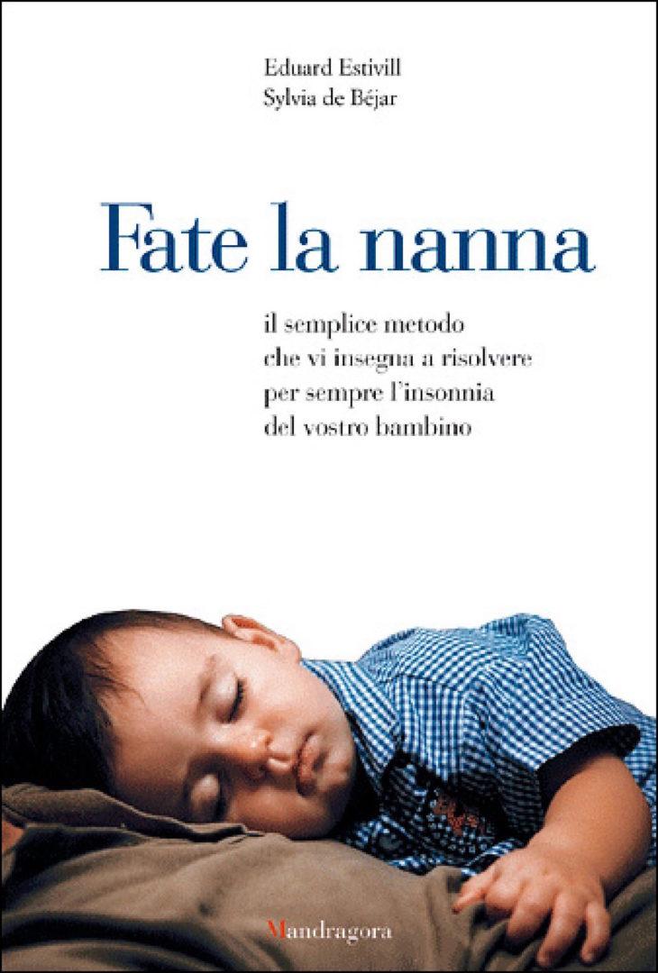 Metodo Estivill Per Dormire fate la nanna: il semplice metodo che vi insegna a risolvere